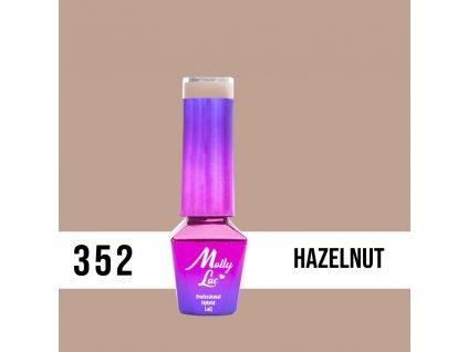 lakier hybrydowy molly lac choco dreams hazelnut 5 ml nr 352 (1)