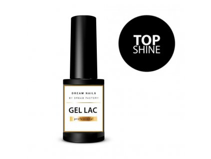 gel uv top coat top shine 5ml