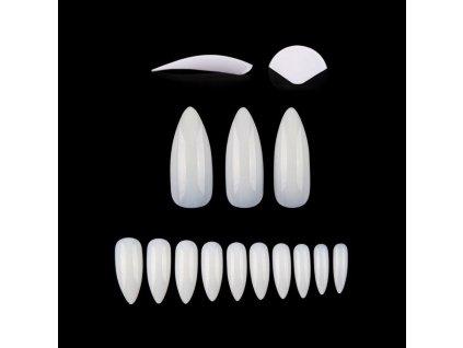 tipsy w woreczku ksztalt migdal mleczne 10 rozmiarow 600 szt