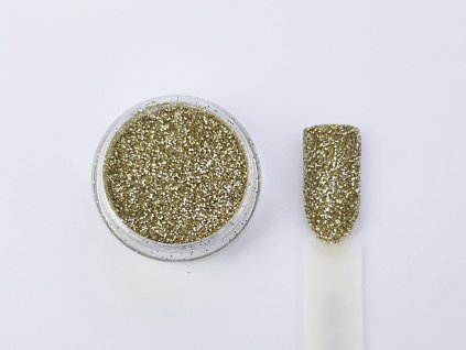 Trblietky na nechty GOLD3