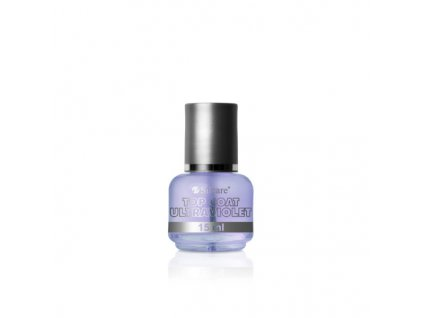 Silcare - TOP COAT Ultraviolet - vrchný lak 15ml