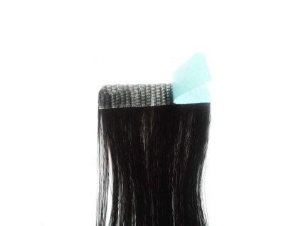Páska na vlasy - pásiky superhair TAPE 10ks