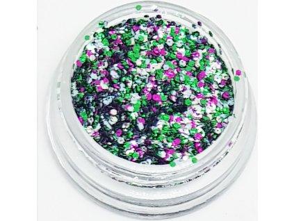 Disco glitter greenhorn 4