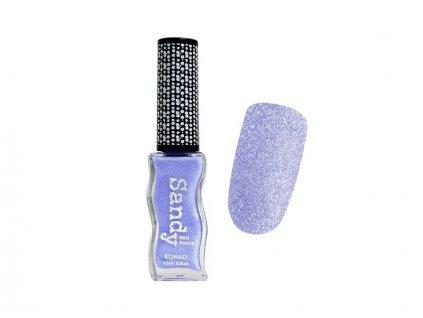 Pieskový lak na nechty Konad® 9,5ml - SDP07 Pastel Violet