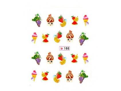 Nálepky ovocie 1