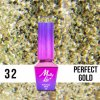 GEL LAK Molly Lac QUEENS OF LIFE PERFECT GOLD 5ml Nr 3