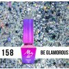 GEL LAK Molly Lac Molly Lac Gem & Silver Be Glamorous 5ml Nr 158