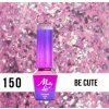 GEL LAK Molly Lac Molly Lac Gem & Silver Be Cute 5ml Nr 150