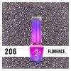 206 molly lac gel lak florence 5ml