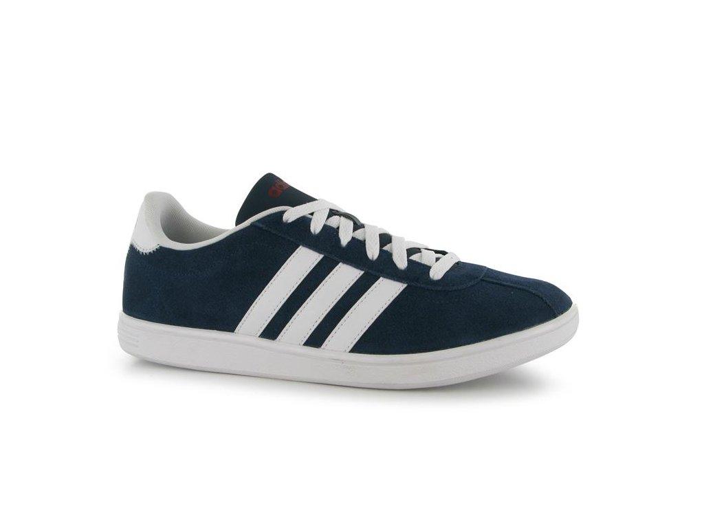 Pánské boty adidas Neo VL Court Navy