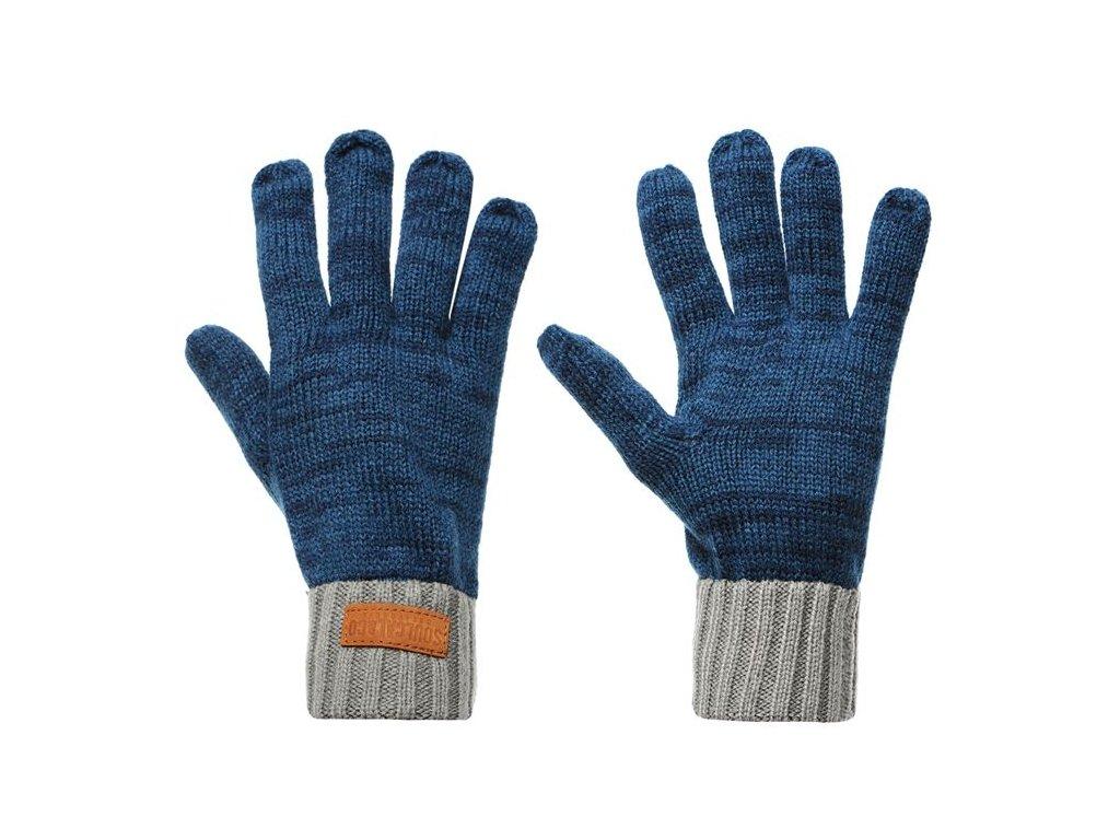 Pánské rukavice SoulCal Brume Navy