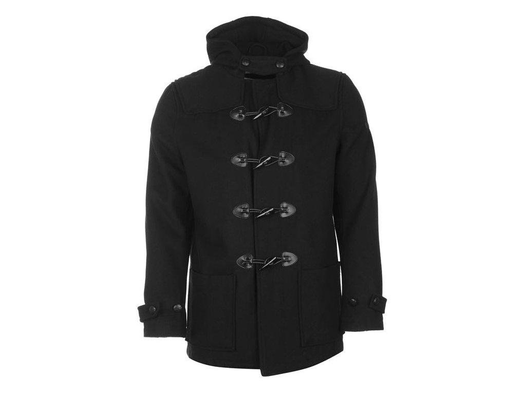 Pánský kabát Lambretta Duff Černá