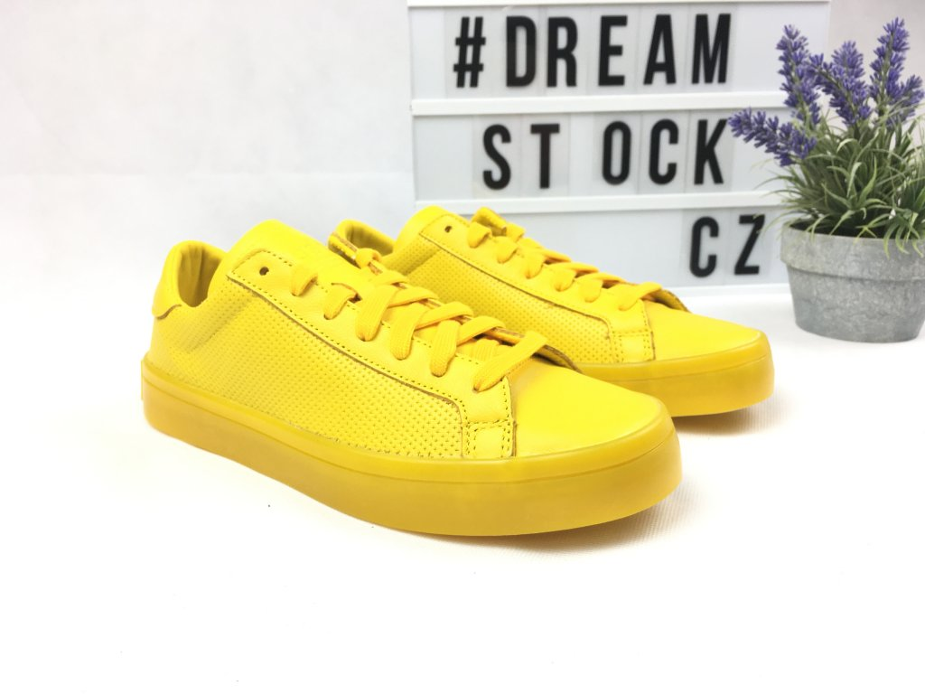 Kožené boty adidas Originals Adicolor - Dreamstock. f8b476cd90