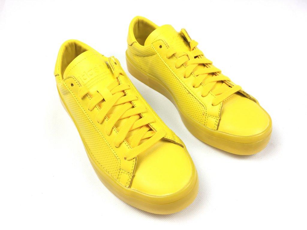 Kožené boty adidas Originals Adicolor