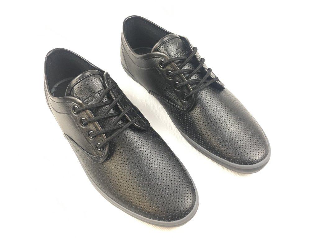 Pánské boty Soviet Bux Černé