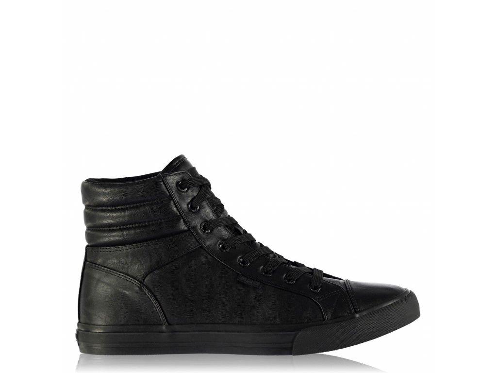 Pánské boty Soulcal Ast Temně černé