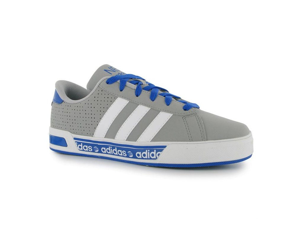 Pánské boty adidas Daily Šedé