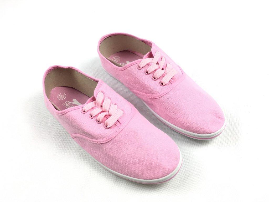 Dámské tenisky Slazenger Růžové
