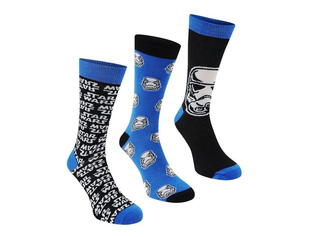 Pánské ponožky Star Wars 3ks