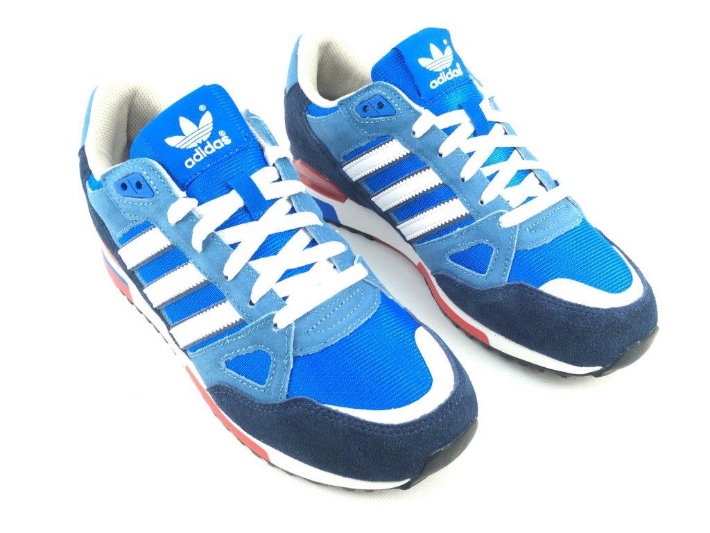 Pánské boty adidas Originals ZX 750 Modré