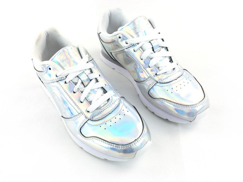 Dámské boty Slazenger Retro Stříbrné