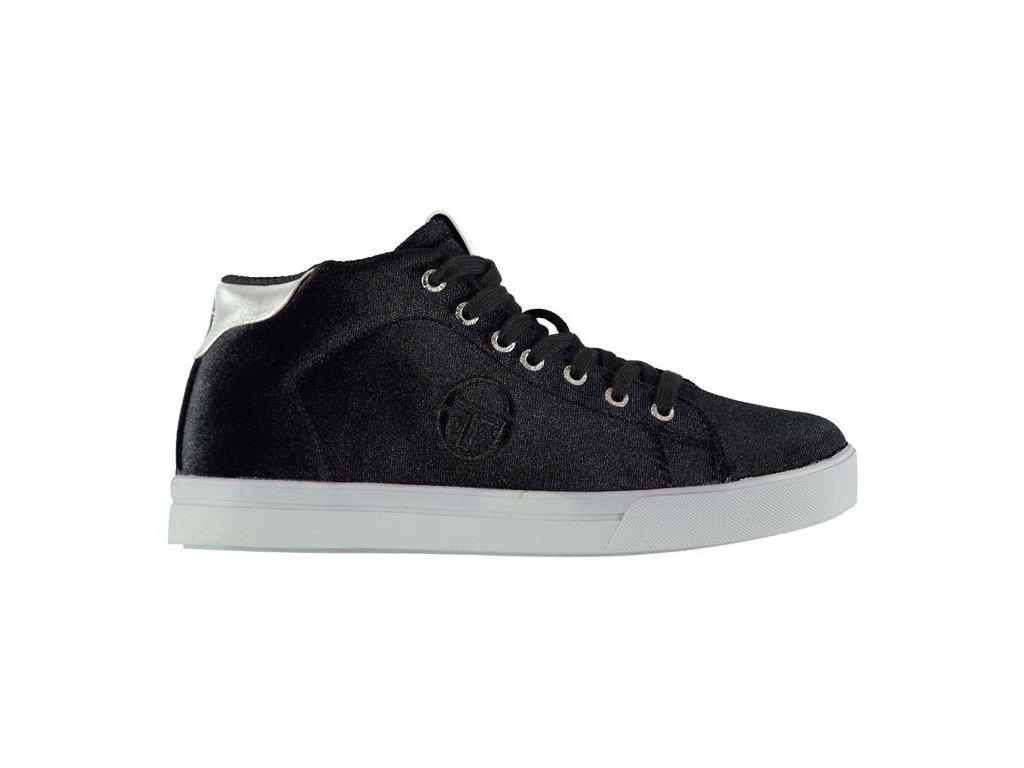 Dámské boty Sergio Tacchini Velvet Černé