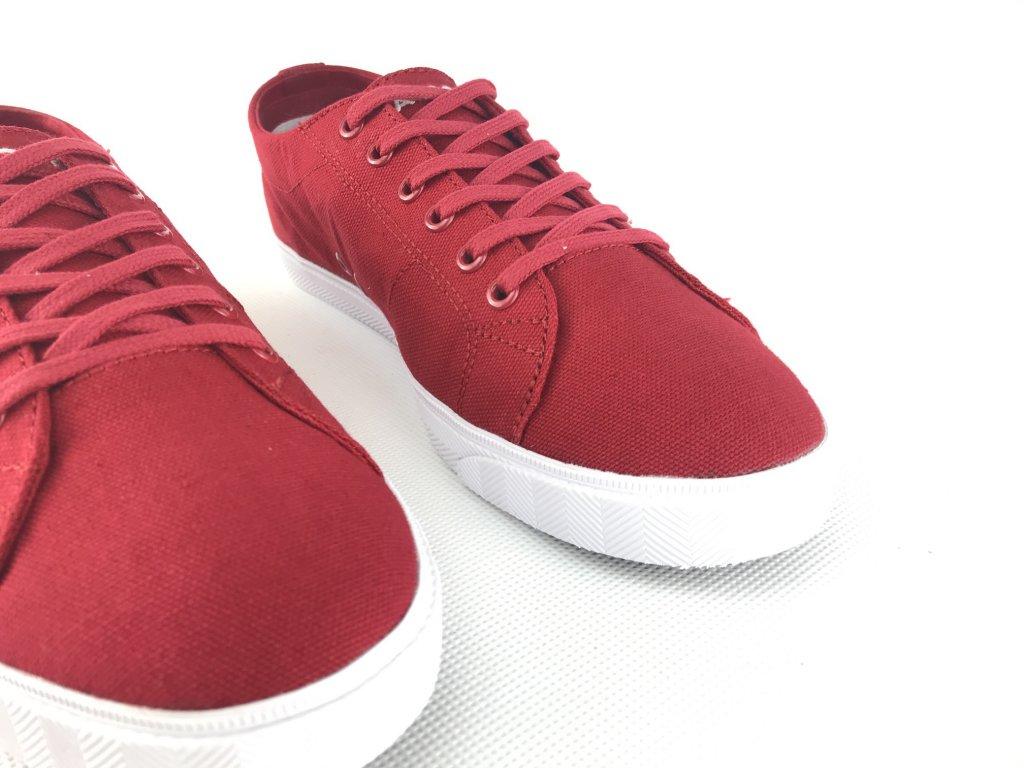 de9a1a9813d Dámské boty Lacoste Riberac Červené · Dámské boty Lacoste Riberac Červené  ...