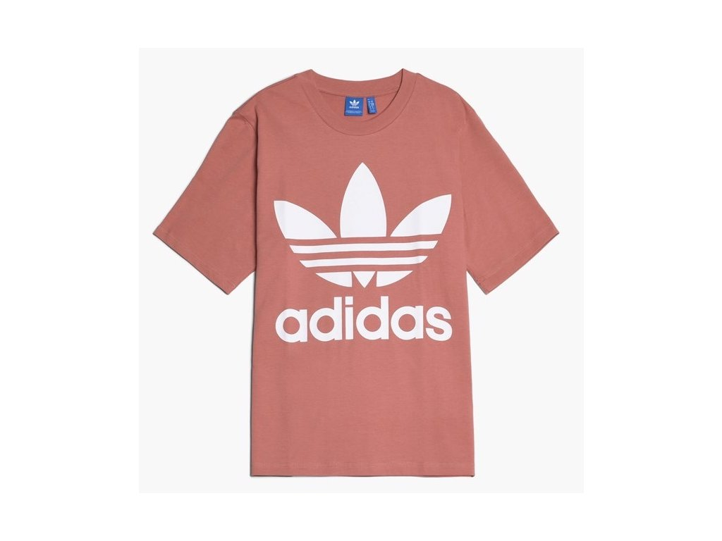 adidas originals adicolor boxy tee cd9304 raw pink 2