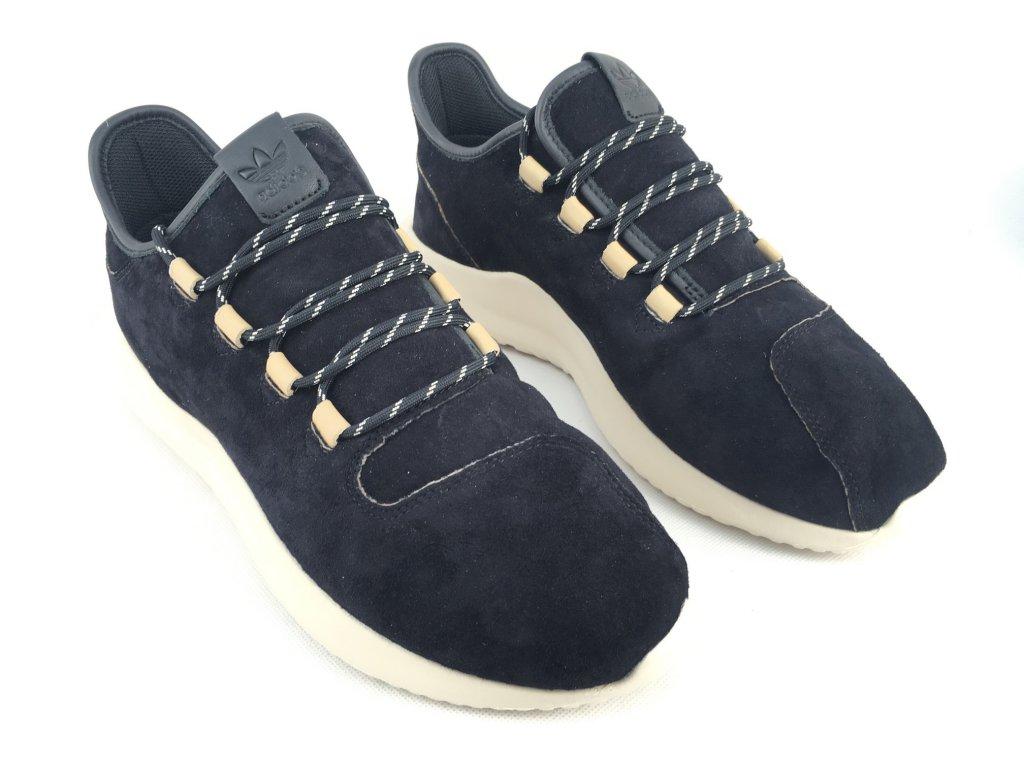 Pánské boty adidas Originals Tubular Shadow Trainers Core Černé