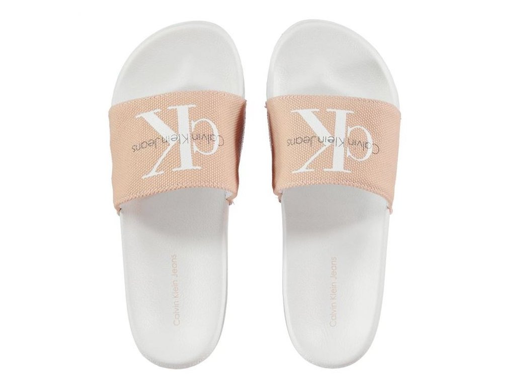 Dámské pantofle Calvin Klein Chantal Dusk