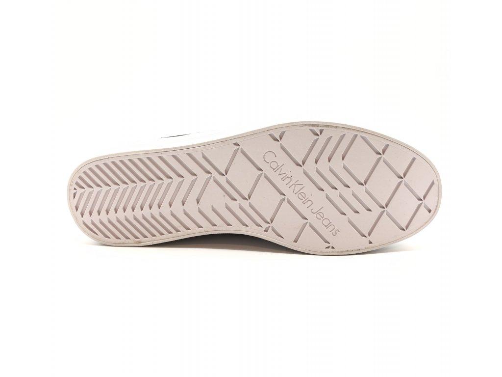 e272f077a Dámské boty Calvin Klein Zolah na platformě Černé - Dreamstock.