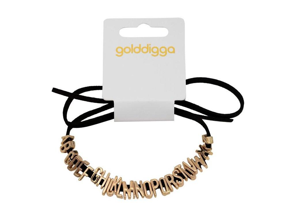 Přívěsek Golddigga Abc