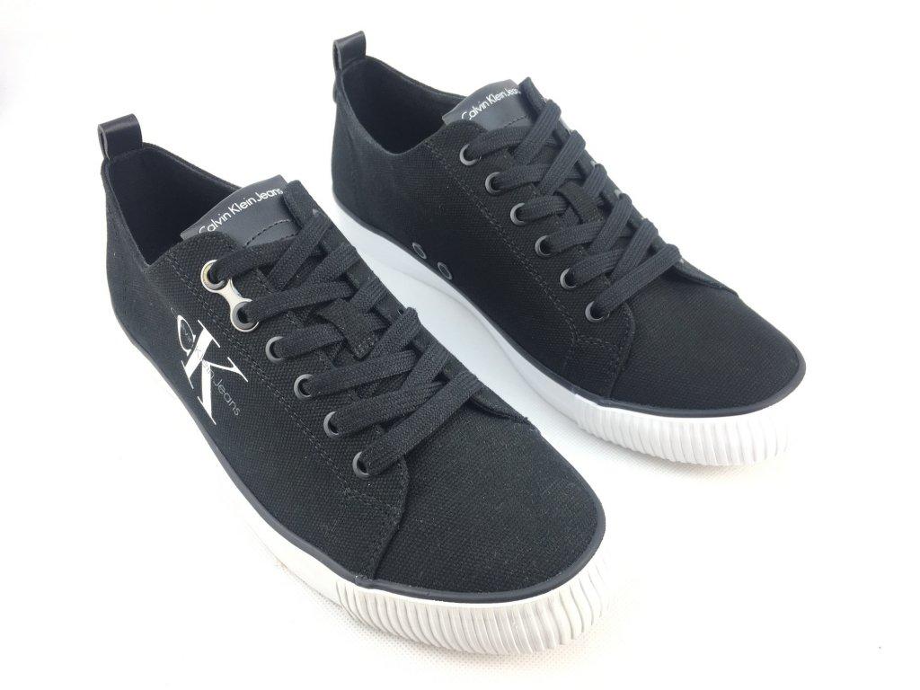 Pánské boty Calvin Klein Arnold Černé