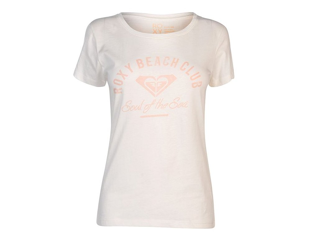 Dámské triko Roxy Beach Coral