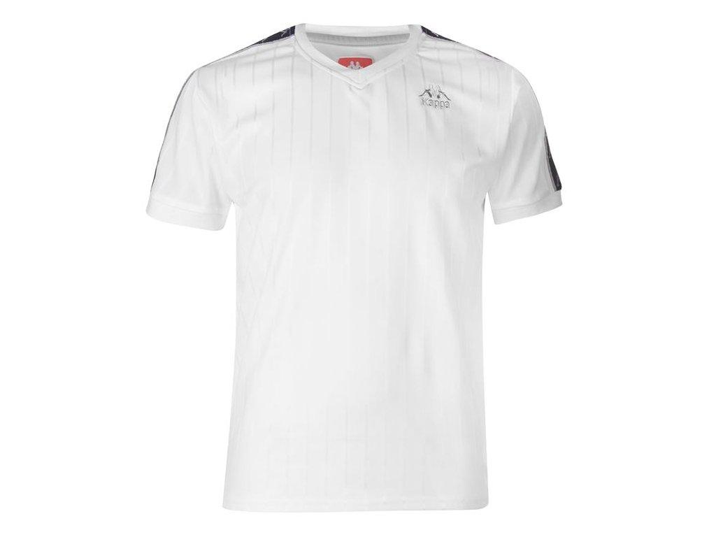 Pánské triko Kappa Celtic T Bílé
