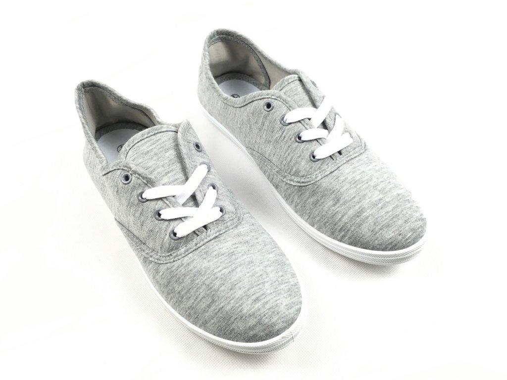 Pánské boty Mad Wax Šedé