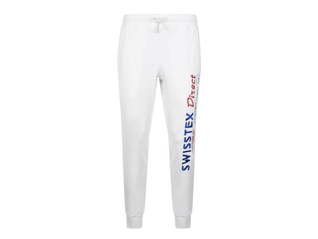 Tepláky adidas Originals Kaval Sweatpants Bílé