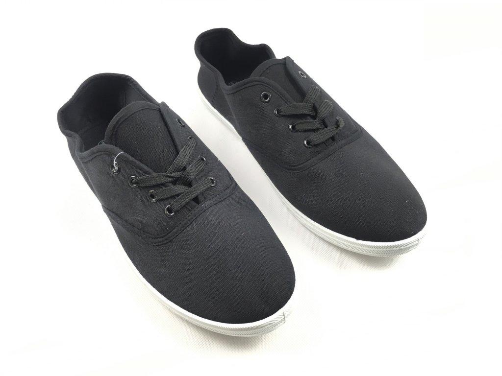 Pánské boty Mad Wax Černé