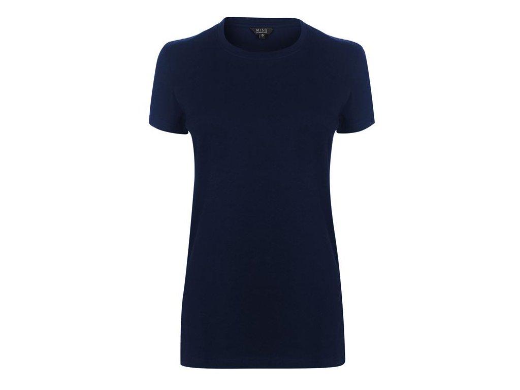 Dámské triko Miso Yarn Navy