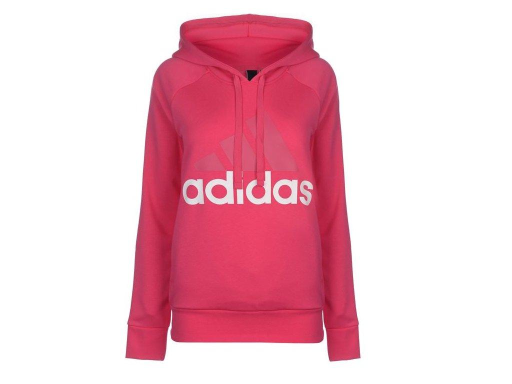 Dámská mikina adidas Linear OTH Růžová
