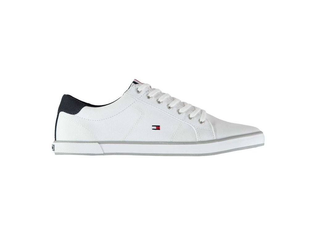 Pánské boty Tommy Hilfiger Harlow Bílé