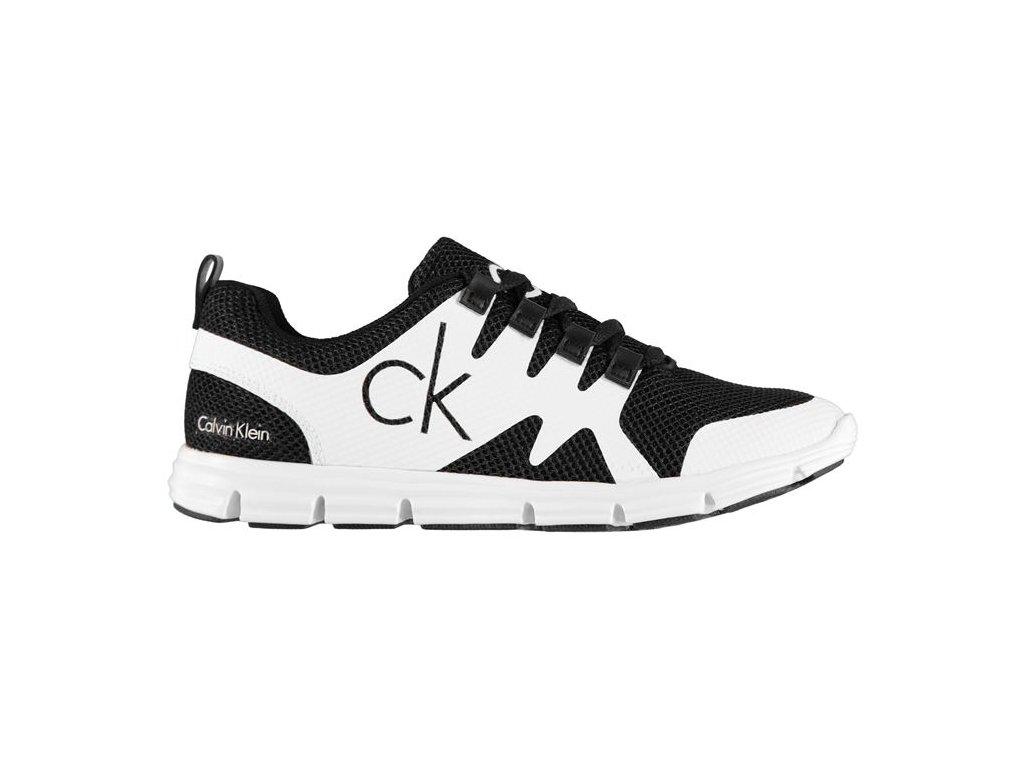 Pánské boty Calvin Klein Murphy Černé