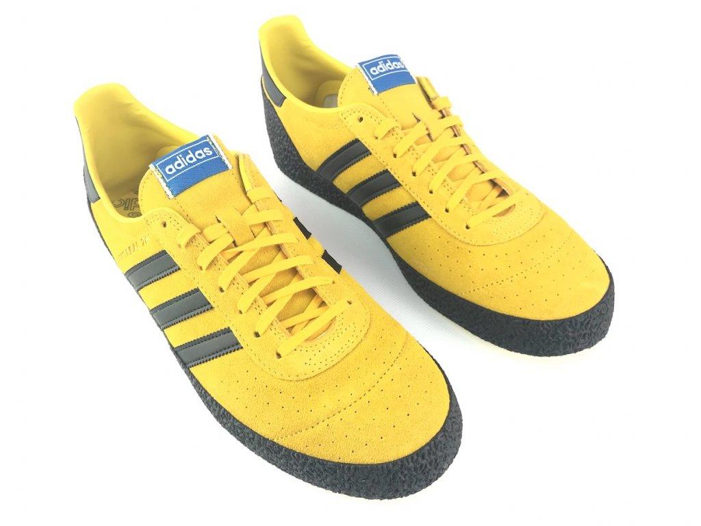 Pánské boty adidas Originals Montreal 76 Zlaté