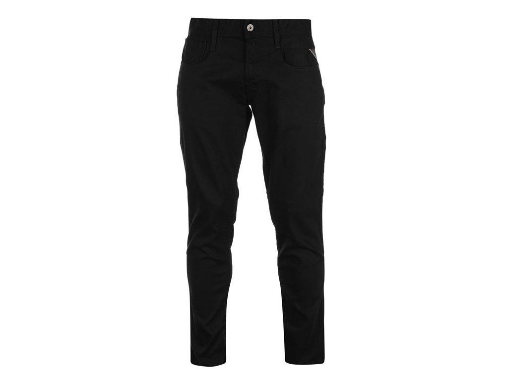 Pánské džíny Replay Anbass Slim fit Černé
