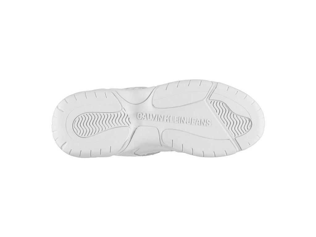 635ba6229 Dámské boty Calvin Klein Maya Mono Bílé - Dreamstock.
