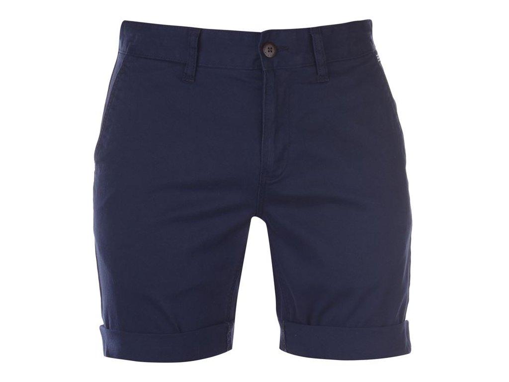 Pánské šortky Tommy Hilfiger Jeans Essential Black Iris