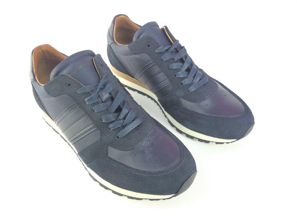 Pánské boty Tommy Hilfiger Luxury Navy