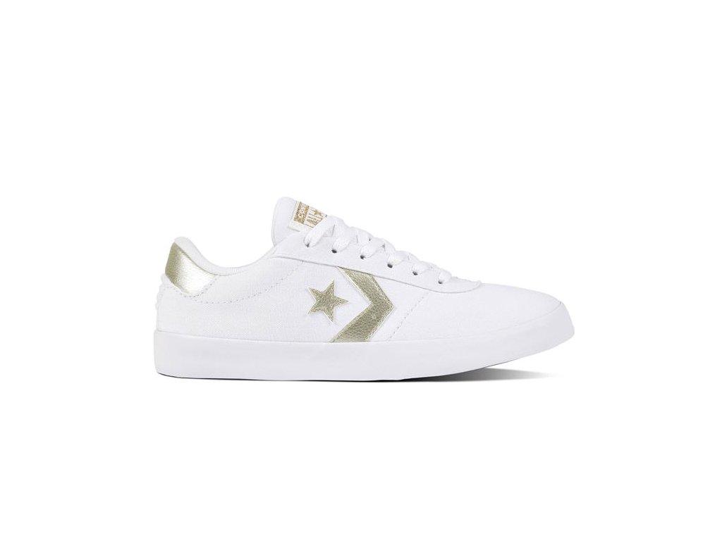 Dámské boty Converse Point Star Ox Bílé