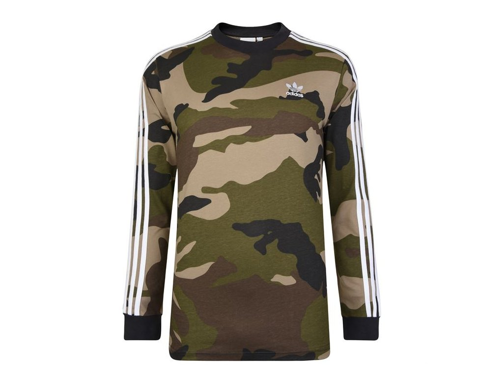Pánské triko adidas Originals Camouflage Multi