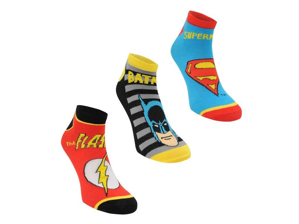 Pánské ponožky Dreamstock Original S DC Comics